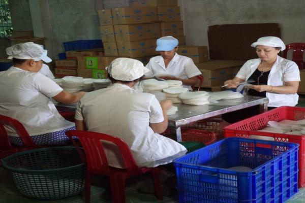 Nhiều cơ chế chính sách hỗ trợ phát triên ngành nghề nông thôn trên địa bàn Thành phố Hồ Chí Minh